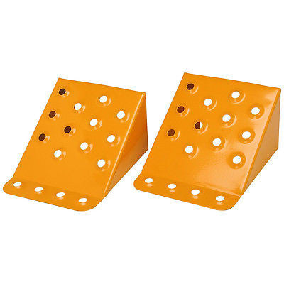 2 Piece Steel Chock Stoppers - JABETC