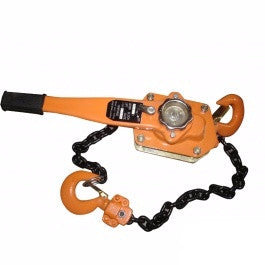 3 Ton Hand Operated Manual Chain Lever Lift Hoist Comealong Come A Long Winch - JABETC