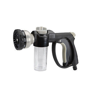 Car Wash Spray Nozzle with Detergent Soap Dispenser - tool