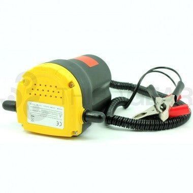 12V Battery Powered Operated Automotive Fuel Gas Oil Pump Extractor - tool