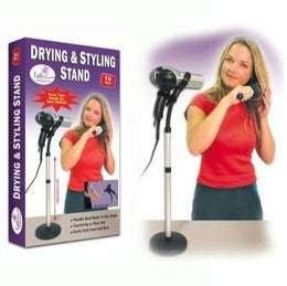 Hands Free Stand for Hair Blow Dryer Heat Gun Holder Drying Holding Jig - tool
