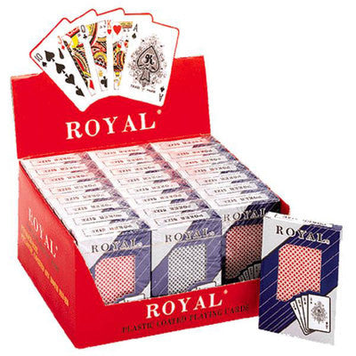 24 Piece Pack Deck of Pinochle Casino Poker Playing Cards Pinnochle Pinnacle Game - tool