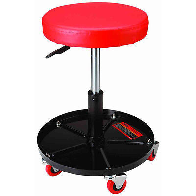 Mechanic's Auto Shop Creeper Roller Work Seat Stool - tool