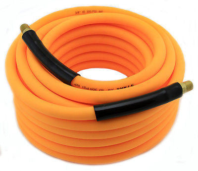 100 Foot Super Flexible All Temperature Hybrid Air Hose - JABETC