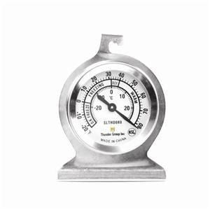 Stainless Steel Dial Refrigerator Freezer Thermometer Temperature Gauge - tool