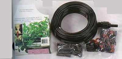 Garden Water Dripping Watering Irrigation Drip System Kit Hydroponic Plants - JABETC