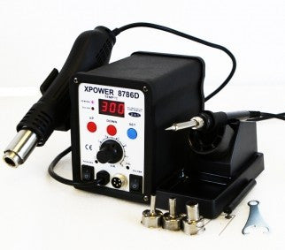 Adjustable Low Temperature Soldering Station - tool