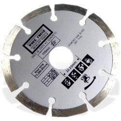 "4 1/2"" Dry Round Diamond Tile Concrete Brick Masonry Cutting Cut Saw Blade - tool"