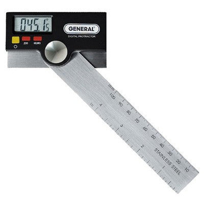 Led Digital Electronic Protractor Bevel Angle Gauge Tool Gage Protracter Ruler - tool