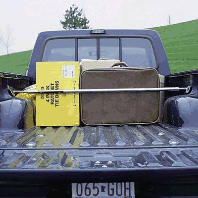 Adjustable Cargo Hold Pickup Holding Load Retainer Bar for Pick Up Truck Bed - JABETC