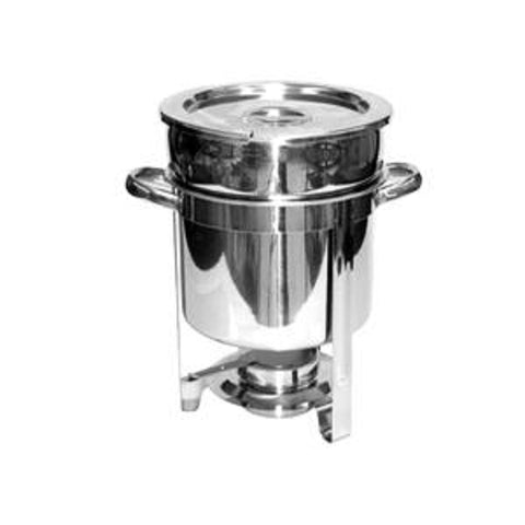 7 Quart Marmite Chafer, Stainless Steel - tool