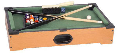 "21"" Small Desktop Miniature Tabletop Mini Toy Billiard Pool Table - tool"