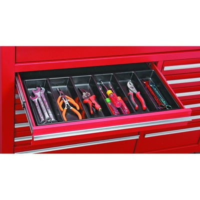 Small Tool Box Inside Drawer Organizer Divider for Kitchen Desk Tool Rollaway - tool