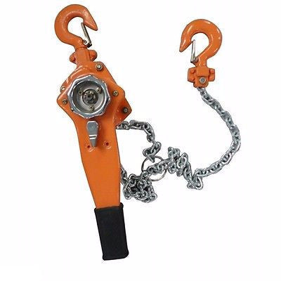 3/4 Ton Manual Chain Hoist - tool