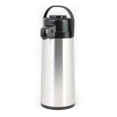 1.9 Liter Hot Coffee Pump Dispenser Air Pot Warmer Server - JABETC