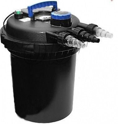 Pond Water Filtration System - JABETC - 1