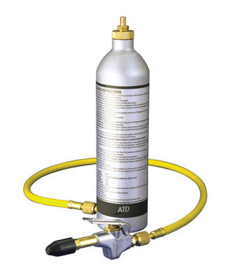 A/C Air Condition Conditioning Refrigerant System Flushing Cleaning Flush Kit - tool