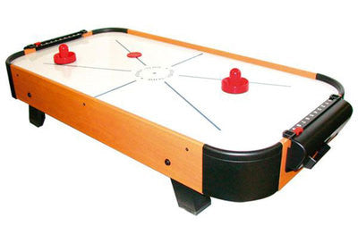 "Large 40"" Long Toy Small Mini Tabletop Table Top Air Hocky Hockey Game - JABETC"