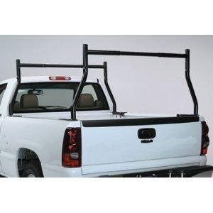 Utility Steel 2 Piece Ladder and Lumber Carrying Rack for Pickup Pick Up Truck Bed - JABETC