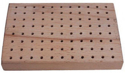 "Wooden Stand for Dremel Bits 1/8"" Shank - tool"