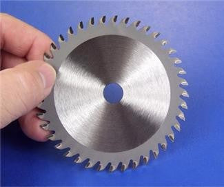 "4 1/2"" Fine 40 Tooth Carbide Tip Tipped Circular Power Saw Blade - tool"