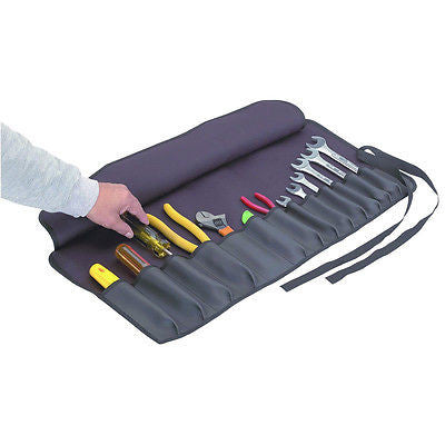 Roll Up Tool Pouch for Hand Tools - tool