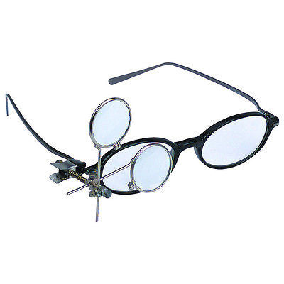 Clip On Magnifying Loupe for Glasses - tool