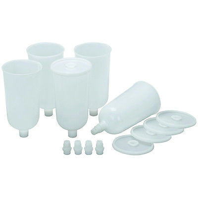 Disposable Plastic Cups for Spray Gun - tool