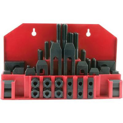 "1/2"" Clamp Clamping Bolt T Nut Hold Down Kit Set - JABETC"