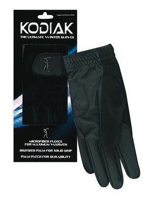 Women's Kodiak Winter Golf Gloves - JABETC