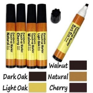 Furniture Wood Scratch Touch Up Color Repair Filler Pens - JABETC