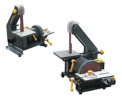 "1"" x 30"" Table Top Belt & Mini Disc Sander - JABETC"