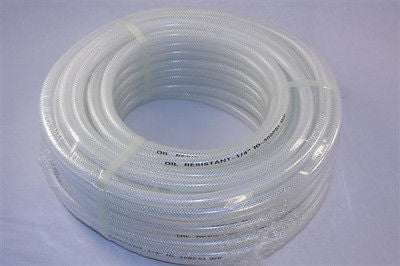 "100 Foot 1/4"" Braided Air Hose - JABETC"
