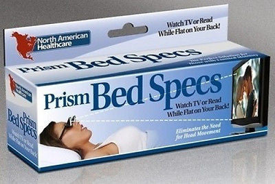 Prism Bed Specs Reading Glasses - tool