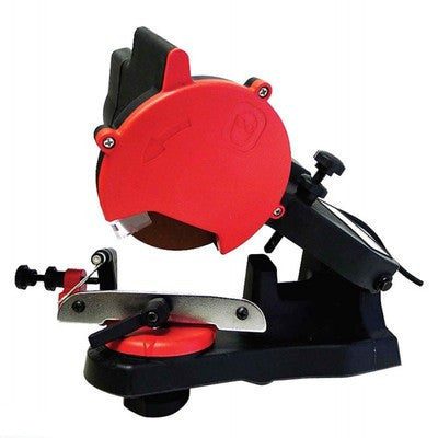 Electric Power Chainsaw Chain Saw Blade Grinder Sharpener Sharpening Machine - tool