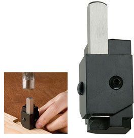 Spring Loaded Corner Wood Cutting Mortise Chisel Tool - tool