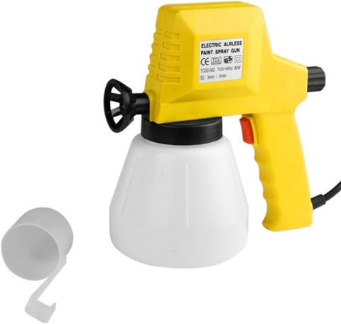 Electric Hand Held Airless Paint Sprayer - JABETC - 1