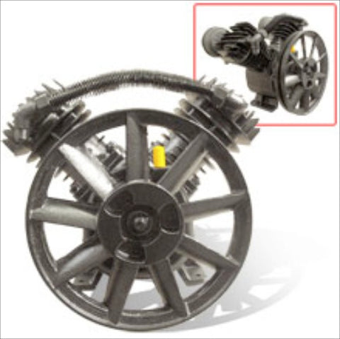 Replacement V Twin Dual Two Double Cylinder Pump Unit for Air Compressor - JABETC.COM