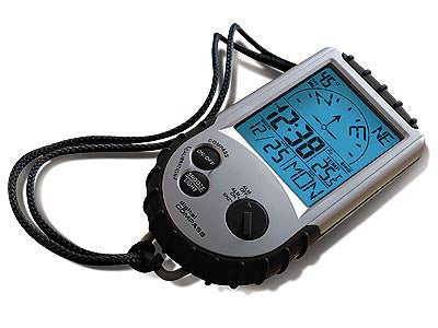 Handheld Electronic Digital Pocket or Car Auto Compass - JABETC