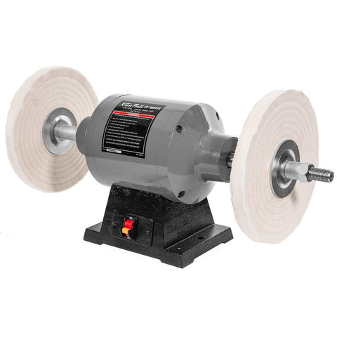 10 Inch Electric Bench Top Buffer Machine
