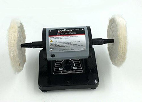 Mini Small Bench Top Buffing Polishing Machine - tool