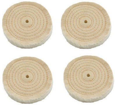 "4 pack of 6"" Buffing Wheel - tool"