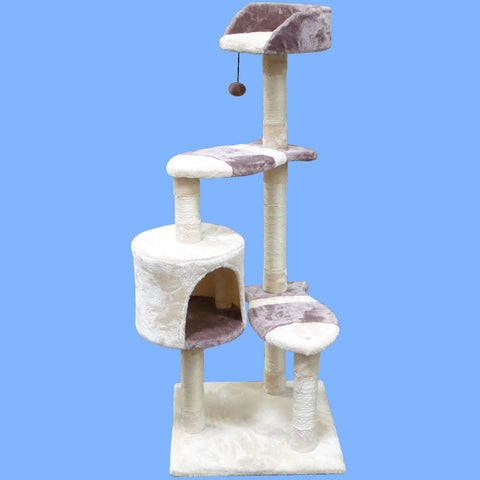 Cat Climbing Tower - tool