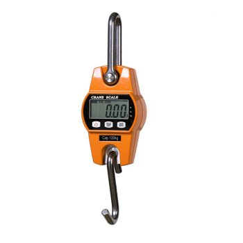 660 LB Digital Hanging Weight Crane Scale - tool