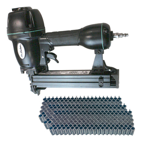 Air Corrugated Stapler for Wood Frames - tool
