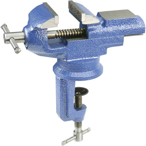 Small Clamp on Cast Iron Vise - tool