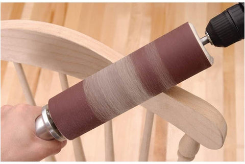 Air Filled Hand Held Drum Sander