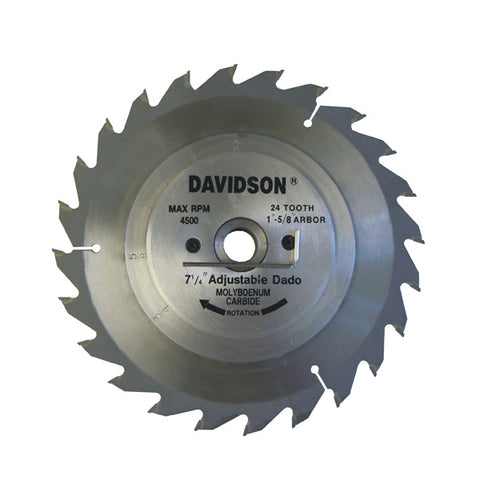 Adjustable Wobble Dado Blade - tool