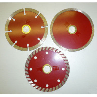 "3 Pack 4"" Diamond Blades - tool"