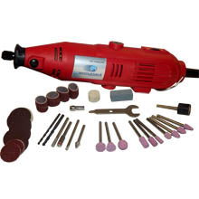 40 PC High Speed Rotary Grinder Tool Kit - tool